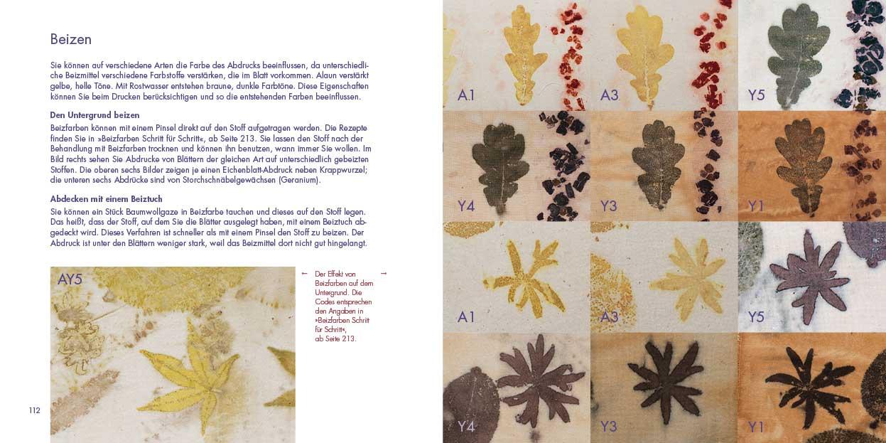 Eco-Färben | Die Galeriebuchreihe
