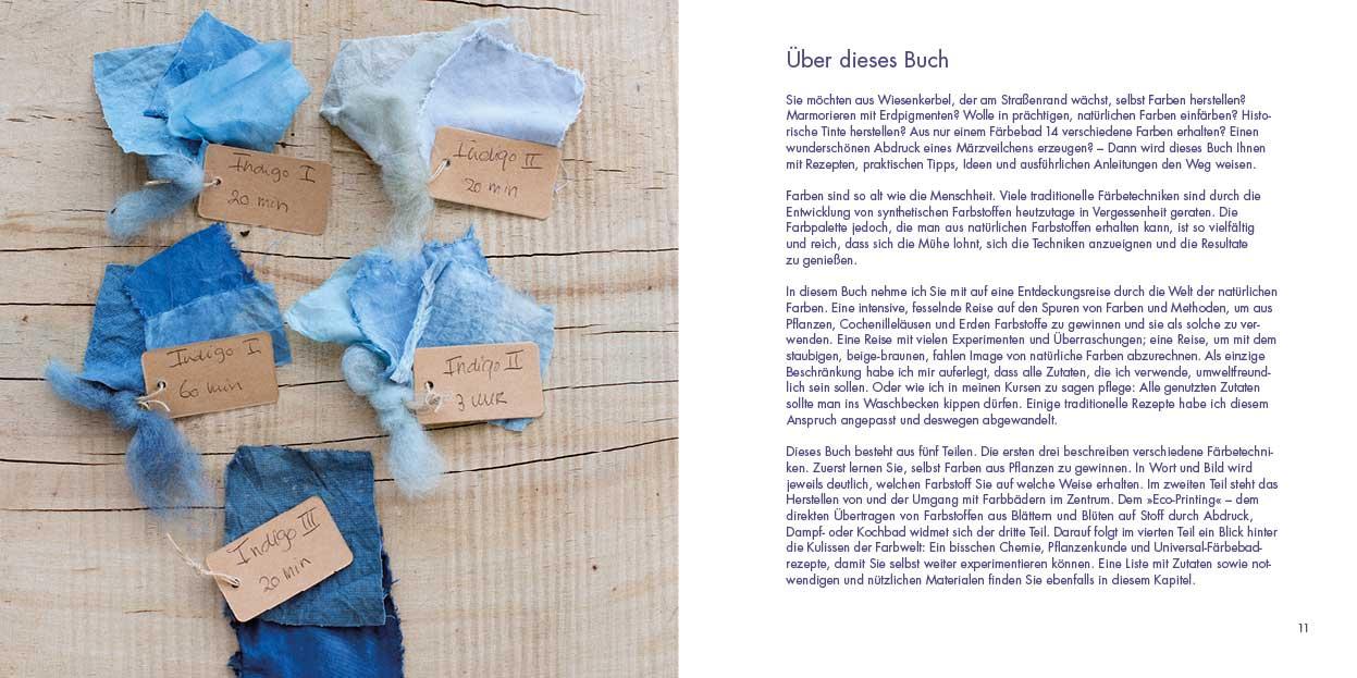 Eco-Färben   Die Galeriebuchreihe
